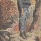 DETALJER 02 | Självmord på en icke-strejkarbetare i Eragny - Frankrike - 1910
