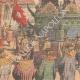 DETTAGLI 02 | Morte di Chulalongkorn, Re del Siam - Cerimonia alla Pagoda - Siam - 1910