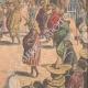 DETTAGLI 06 | Morte di Chulalongkorn, Re del Siam - Cerimonia alla Pagoda - Siam - 1910