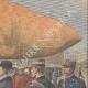 DÉTAILS 03 | Aventure d'un aéronaute anglais atterri à Corbehem - France - 1910