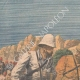 DETALJER 01   Franska soldater som dödades i ett eldöverfal i Bir Taouil - Tchad - 1910
