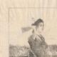 DETALJER 01 | Två japanska flickor som spelar vid Fjäderboll (Japan)