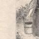 Einzelheiten 02 | Eine junge Frau trägt einen Eimer Wasser (Japan)