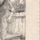 Einzelheiten 04 | Eine junge Frau trägt einen Eimer Wasser (Japan)