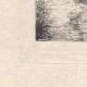 Einzelheiten 05 | Eine junge Frau trägt einen Eimer Wasser (Japan)