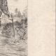 DETALJER 04 | En man, med en korg, städa en väg (Japan)
