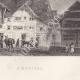 Einzelheiten 04 | Ansicht von Hospental - Gotthardpass - Kanton Uri (Schweiz)