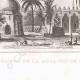 Einzelheiten 04   Innenraum der St Athanase Moschee zu Alexandrien (Ägypten)