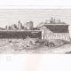 DETAILS 02 | View of Dendera - Tentyris - Ruins - Temples (Egypt)