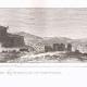 DÉTAILS 04 | Vue de Dendérah - Tentyris - Ruines - Temples (Egypte)