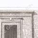 DETTAGLI 02 | Porta di un tempio a Dendera - Tentyris (Egitto)