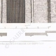 DETTAGLI 04 | Porta di un tempio a Dendera - Tentyris (Egitto)