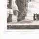 DÉTAILS 05 | Pyramide de Memphis - Gizeh - Sphinx - Nécropole (Egypte)