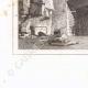 DETALLES 04 | Tumba egipcia en Lycopolis - Asyut (Egipto)