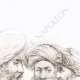 DETAILS 02 | Head of Muley Salameh, brother of the king of Morocco - Portraits of Turks
