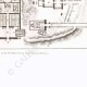 DÉTAILS 04 | Plan du Temple de Karnak - Le Temple d'Amon - Salle Hypostyle (Egypte)