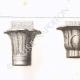 Einzelheiten 02 | Ägyptische Kapitellen - Architektur (Ägypten)