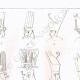 DETAILS 02 | Hieróglifos - Toucados para deidades - Pschent (Egito)