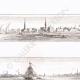DETAILS 02 | Views of Lower Egypt - Atfeyneh - Métoubis - Nile (Egypt)