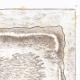 DETAILS 03 | Plan van de Ruïnes van een Tempel van Isis in de Buurt van Beibeth (Egypte)