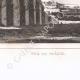 DETAILS 05 | View of Fréjus - Roman Amphitheater - Unloading of Bonaparte (France)
