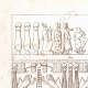 DETAILS 01 | Friezes - Ancient Egyptian art (Egypt)