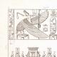 DETALJER 01 | Fresk - Forntida egyptisk konst (Egypten)