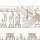 Einzelheiten 03 | Fresken - Kunst des antiken Ägypten (Ägypten)