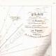 DETAILS 05 | Antieke Kaart van de Marine Slag bij Aboukir - Slag bij de Nijl - 1798 (Egypte)