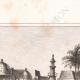Einzelheiten 03 | Kâchef mit seiner Eskorte in Girgéh (Ägypten)