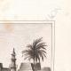 Einzelheiten 07 | Kâchef mit seiner Eskorte in Girgéh (Ägypten)