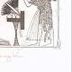 DÉTAILS 06 | Manuscrit trouvé dans l'enveloppe d'une momie (Egypte)