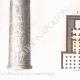 DETAILS 04 | Plan of the Temple of Dendera - Tentyris (Egypt)