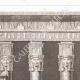 WIĘCEJ 03 | Portyk świątyni Dendery - Tentyris (Egipt)