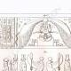 DETALLES 02 | Frescos - Arte del Antiguo Egipto (Egipto)