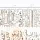 DETALLES 03 | Frescos - Arte del Antiguo Egipto (Egipto)