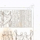 DETALLES 07 | Frescos - Arte del Antiguo Egipto (Egipto)