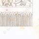 DETALLES 08 | Frescos - Arte del Antiguo Egipto (Egipto)