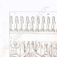 DÉTAILS 01 | Frises emblématiques - Art de l'Egypte antique (Egypte)
