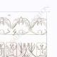DÉTAILS 05 | Frises emblématiques - Art de l'Egypte antique (Egypte)