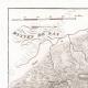 Einzelheiten 01   Karte der Ruinen von Sân - Tanis (Ägypten)