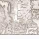 Einzelheiten 04   Karte der Ruinen von Sân - Tanis (Ägypten)