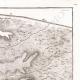 Einzelheiten 05   Karte der Ruinen von Sân - Tanis (Ägypten)