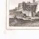 DETALLES 04   Vista de un templo en Qournah - Kurna (Egipto)
