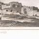 DETALLES 06   Vista de un templo en Qournah - Kurna (Egipto)