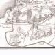 DETAILS 04   Plan van Alexandrië (Egypte)
