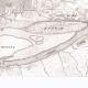 WIĘCEJ 04 | Mapa Kairu i Okolic - Kampania Napoleońska w Egipcie (Egipt)