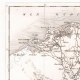 DETAILS 01 | Mapa antigo do Baixo e Médio Egito