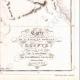 DETAILS 06 | Mapa antigo do Baixo e Médio Egito