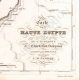 Einzelheiten 06 | Alte Karte von Oberägypten